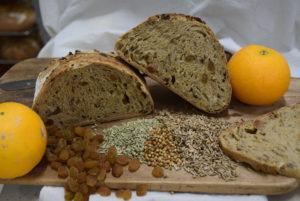 Orange & Muscatel Loaf